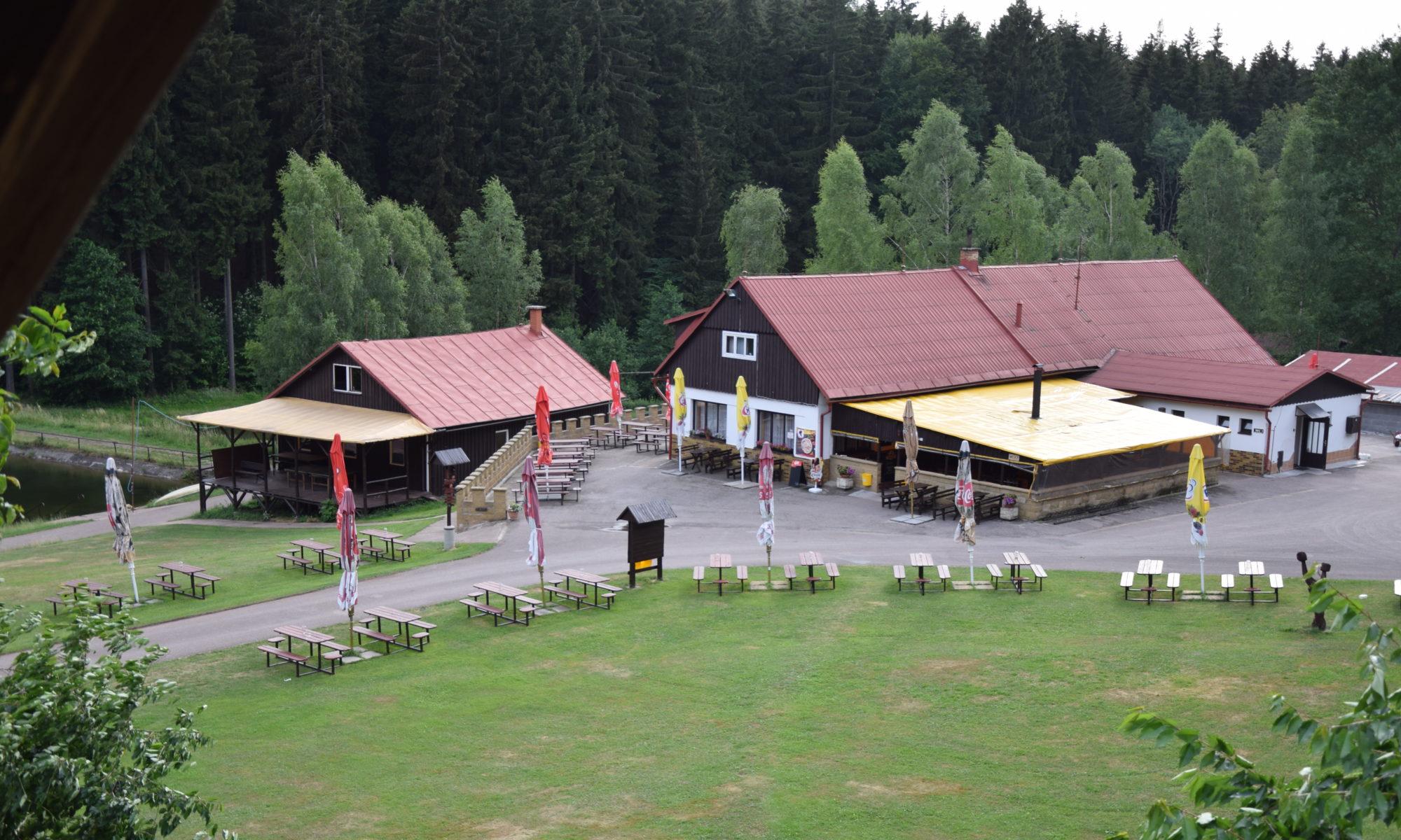 Rekreační areál a kemp Svatá Kateřina